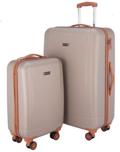 2er set handgep ck xl trolley preiswerter. Black Bedroom Furniture Sets. Home Design Ideas