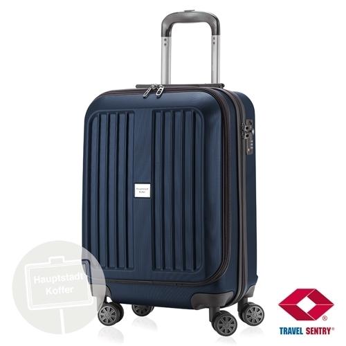 preiswerter koffer x berg 42 l handgep ck blau matt. Black Bedroom Furniture Sets. Home Design Ideas