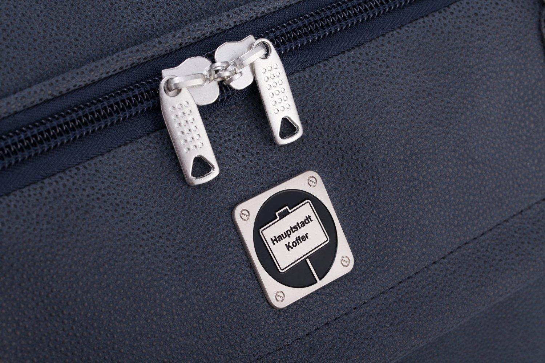 preiswerter Reisetasche mit Rollen 108 l blau